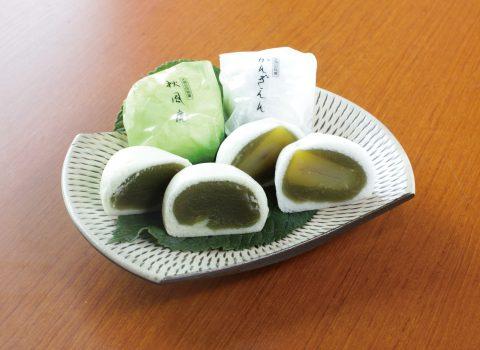 秋風庵 / 100円・かんぎえん / 130円