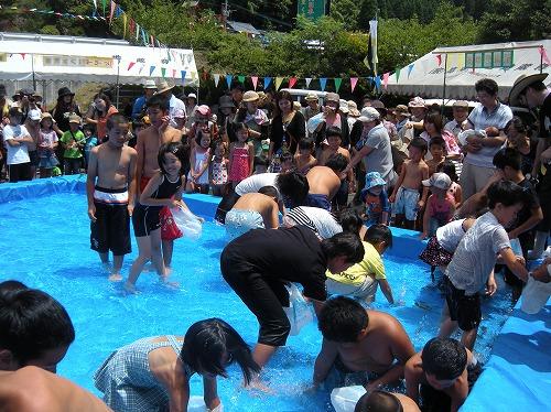 高塚夏祭り