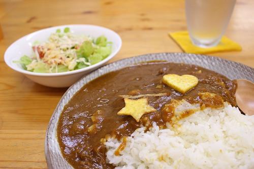 カレーライス ひこぼし / 600円