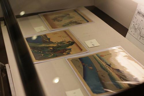 浮世絵展は9月30日までです!!