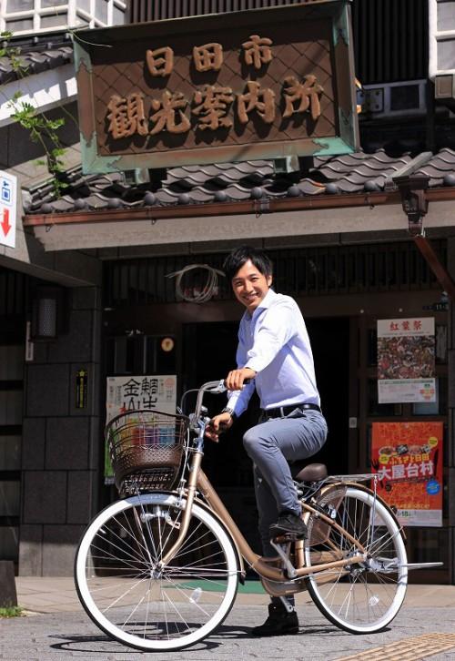 日田市観光案内所でお待ちしております。photo_kuroさん