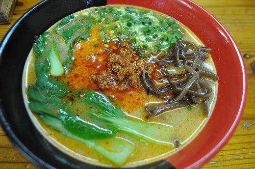 三隈飯店担々麺
