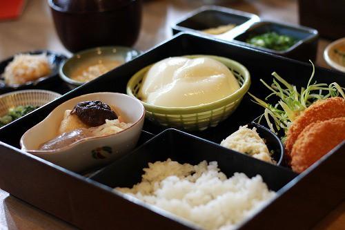 豆腐膳 / 1,000円