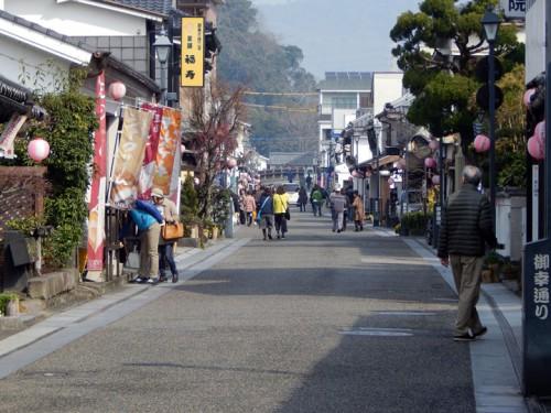2月27日豆田町