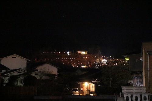 日田より、210号線をうきは方面に向かう途中の光景「あれはなんだ」!!