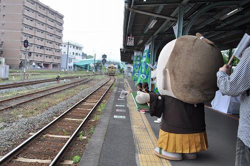 或る列車2016.5.28