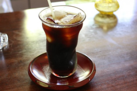 アイスコーヒー / 550円
