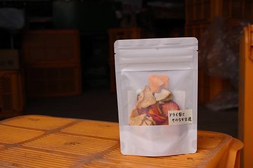 ドライ梨とそのなかまたち / 500円(税別)